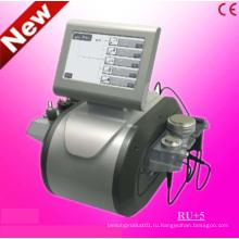 Многополюсная машина для похудения RF и кавитации