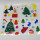 Xmas Gel Stickers Window Sticker Jelly Sticker Wholesale