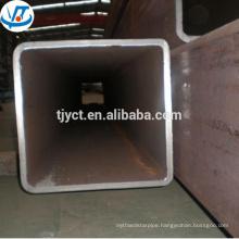 1'' Q195 Q235 Q345B galvanized welded carbon iron square tube