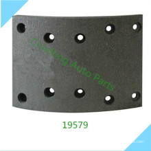 High performance 19579 19580 for MERCEDES BENZ brake shoe lining