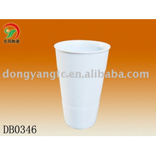 Factory direct wholesale porcelain water cup