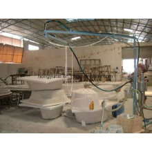 Spraying Machine for Fiberglass Products Making