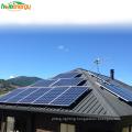 5kw hybrid mppt inverter solar panel system 230V single phase for Europe home use