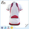 Classical Blank Quick-Drying Cycling Jersey for Women