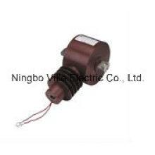 Exterior de epoxi resina de fundición o gel de sílice de fundición a presión transformador de corriente transformador de instrumentos
