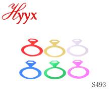 HYYX праздничный подарок Ремесленничества красоты Стиль Кантри, цвет металлик фольга конфетти