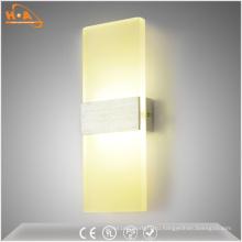 Домашнее украшение стена Лампа светодиодное освещение современные настенные Бра