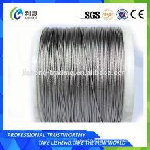 Ss304 1 * 19 * 12 en acier inoxydable Tie Wire