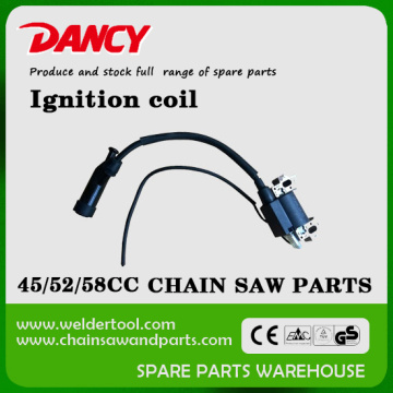 45cc 52cc 58cc chainsaw parts ignition coil