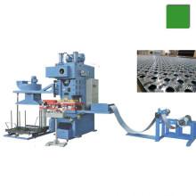 Máquina de perfuração de linha de pressão de tipo C para barbatanas de ar condicionado