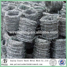 prison sharp raw material barbed wire
