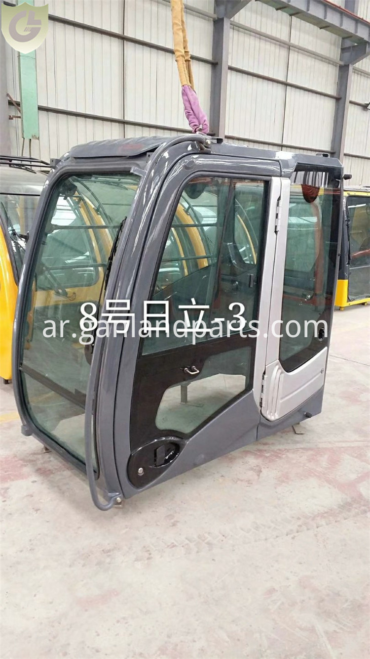 Cabin For Hitachi Excavator