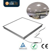 Branco morno Nenhuma lâmpada de cintilação do teto da luz de painel do diodo emissor de luz que ilumina o guia 600X600 40W