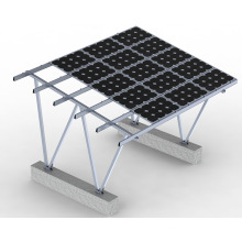 Home Used Solar Carport Solar Panel Mounting System