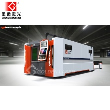 2000W Fiber Laser Cutter for Carbon Steel, Stainless Steel
