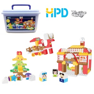Funny Bricks Building Toy Set Christmas Gift