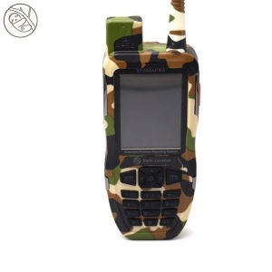 Walkie Talkie palmare IP67 GPS