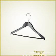 Black Matte Clothes Hanger for Hotel