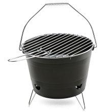 Barbecue extérieur portatif en acier inoxydable