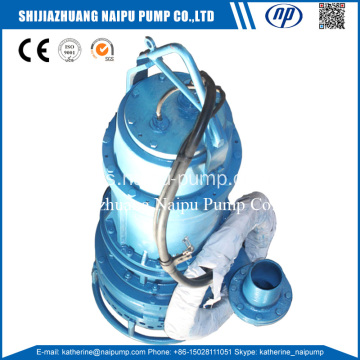 Pumping Submersible Pumping Sand River