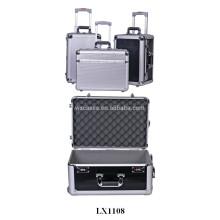 aluminio portable de viaje equipaje de casa por mayor de China fábrica buena calidad