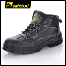 Grain Cow Leather Safety Boots for Rigger M-8305