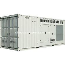 1320KW / 1650KVA Standby Power Mtu Diesel Generator Set Wat