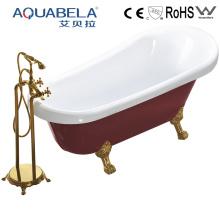 Акриловая ванна с классическим взглядом (JL622)