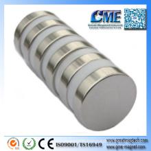 Magnet Strength N35 Rare Earth Magnets Bulk
