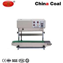 Máquina de sellado continuo de bandas continuas Fr-900V