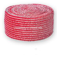 JML1309 Household sponge scourer material foam sponge scourer raw material