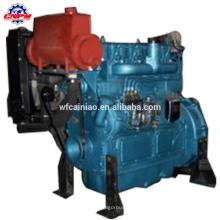 motor externo do barco do sell quente, motor marinho pequeno, motor marinho externo diesel