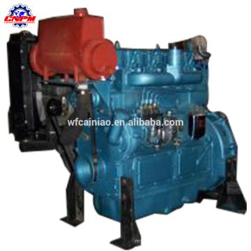 moteur hors-bord de bateau de vente chaude, petit moteur marin, moteur marin hors-bord diesel