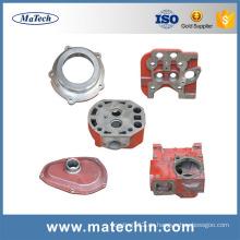 Kundengebundener hoher Mangan-Legierungs-Stahl-Casting von der China-Gießerei