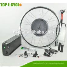 Kit de conversion de vélo e et de moteur à grande vitesse 48V 1000W