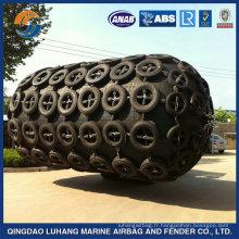 Garde-boue pneumatique en caoutchouc marin 3M * 5M