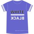 Design You Own Different Kinds Logo Cotton Fashion Printing Men T Shirt