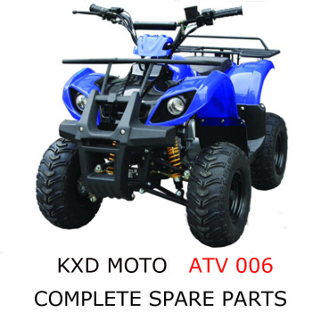 KXD Motor ATV 006 Parts Complete Scooter Parts