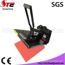 CER Sublimations-Digital-Hochdruckhemd-manuelle Hitze-Presse-Maschine