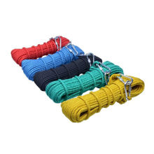 Alta calidad cuerda de escalada de poliéster de 10 mm