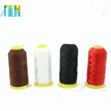 Fil à coudre à haute ténacité, fil de polyester ciré - pour la couture à la main en cuir ZYL0009