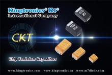 Kt Kingtronics CKT Series Chip Tantalum Capacitor