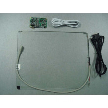 Surface Acoustic Wave (SAW) Touch Panel