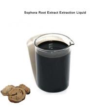 Plaguicidas biológicos Extracto de raíz de Sophora Líquido de extracción