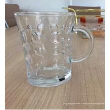 Стеклянный кружка стеклянный стаканчик Kb-Hn07705