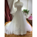 Lace Custom Made Vestido De Novia off Shoulder Zhongshan Bridal Gown