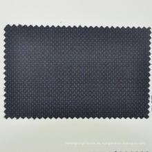 tela de fibra natural para diseño de ojo de pájaros de la chaqueta para los negocios