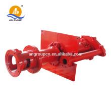 Vertikale Sumpf / Metall ausgekleidete Pumpen