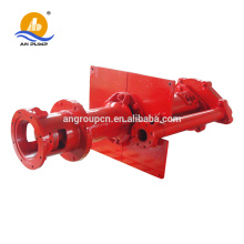 Vertical sump / metal lined pumps