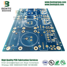 "FR4 Tg150 Multilayer PCB 4 Layers PCB ENIG 3u"" BentePCB"